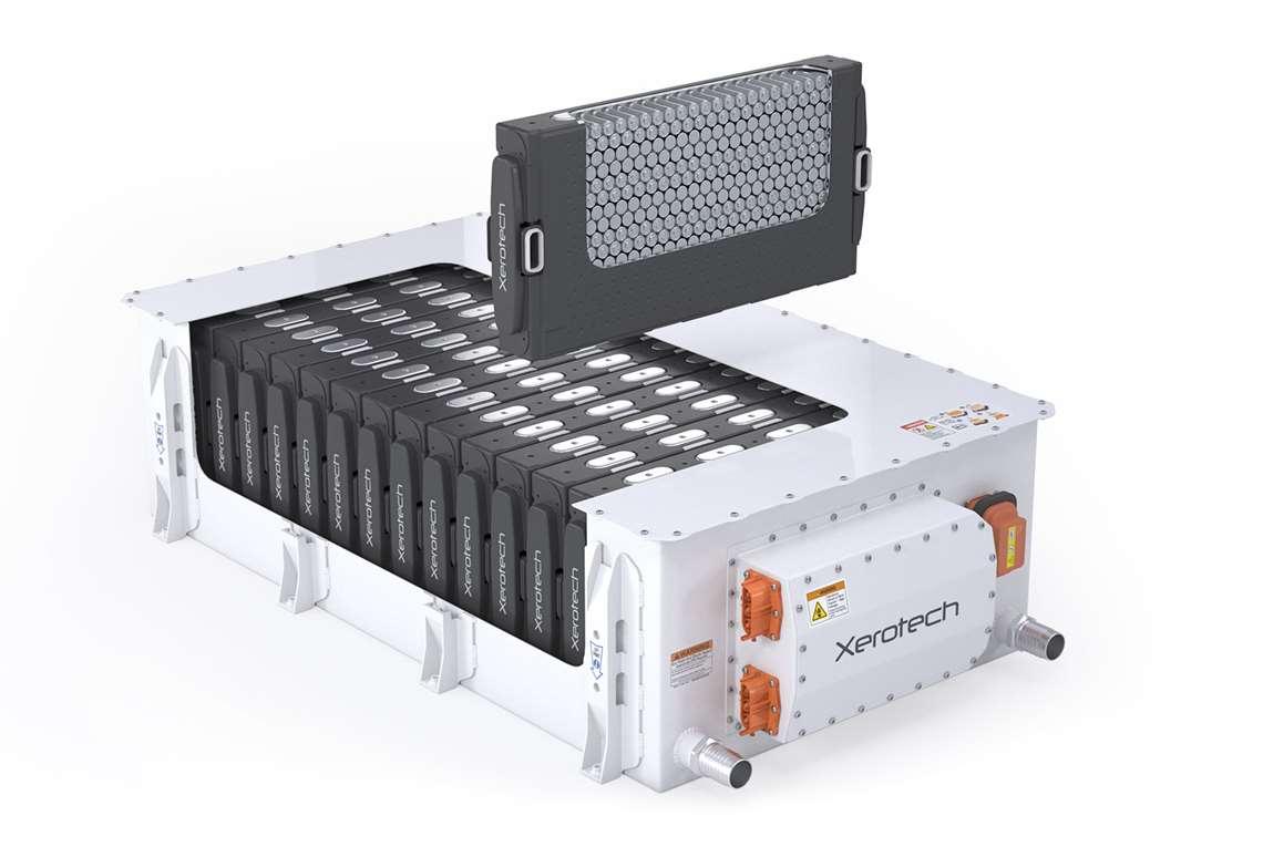Xerotech разработает технологию безопасности батарей нового поколения для Европейского космического агентства