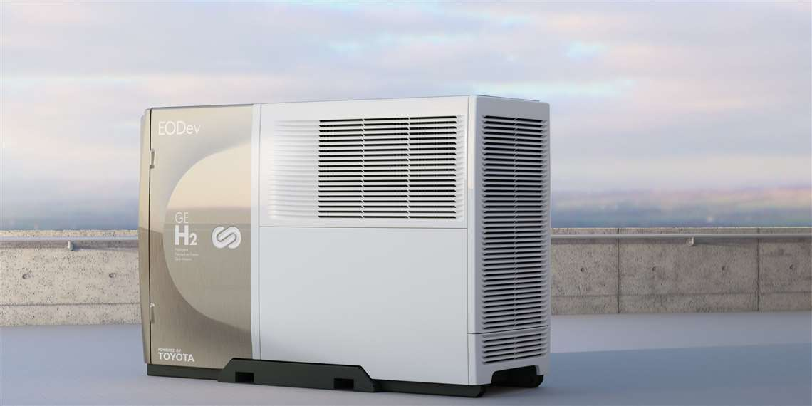 The GEH2 electro-hydrogen power generator